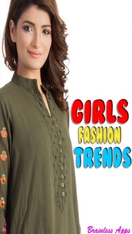 Pakistani Fashion Dresses for Teens Design