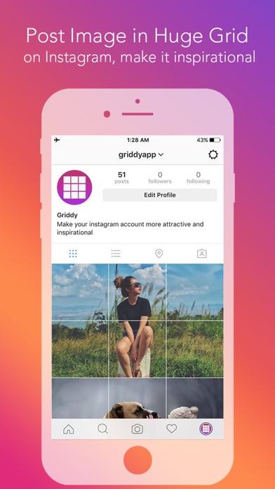 download Griddy Pro - Split Pic in Grids For Instagram Post apps 1