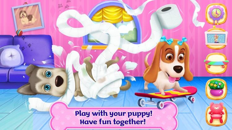 Puppy Life Secret Party screenshot-3