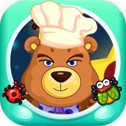 小熊学画画 早教 儿童游戏
