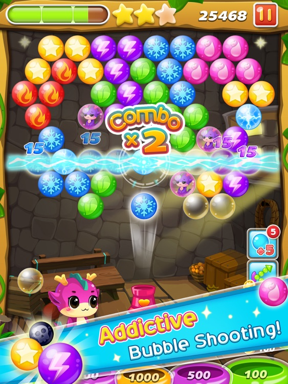 Bubble Shooter - Bubble Pop HD