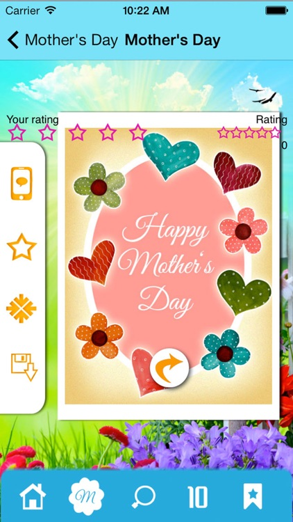 Mother's Day Greetings: Quotes & Messages with Love screenshot-1