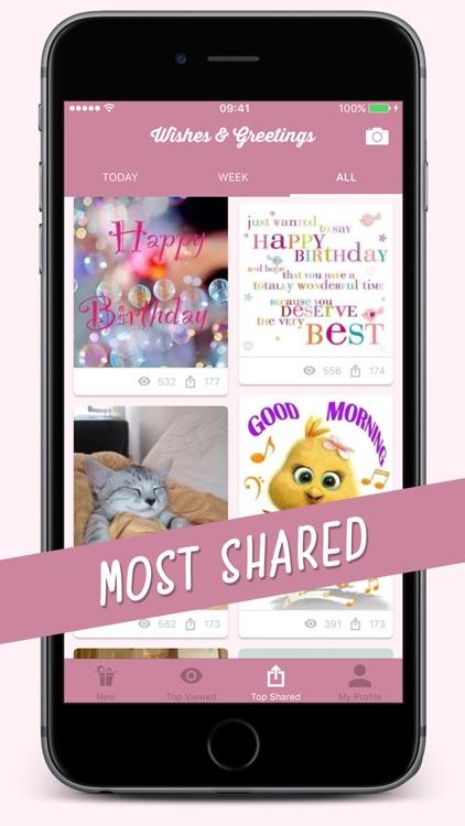 Congratulations Videos & Pics screenshot-3