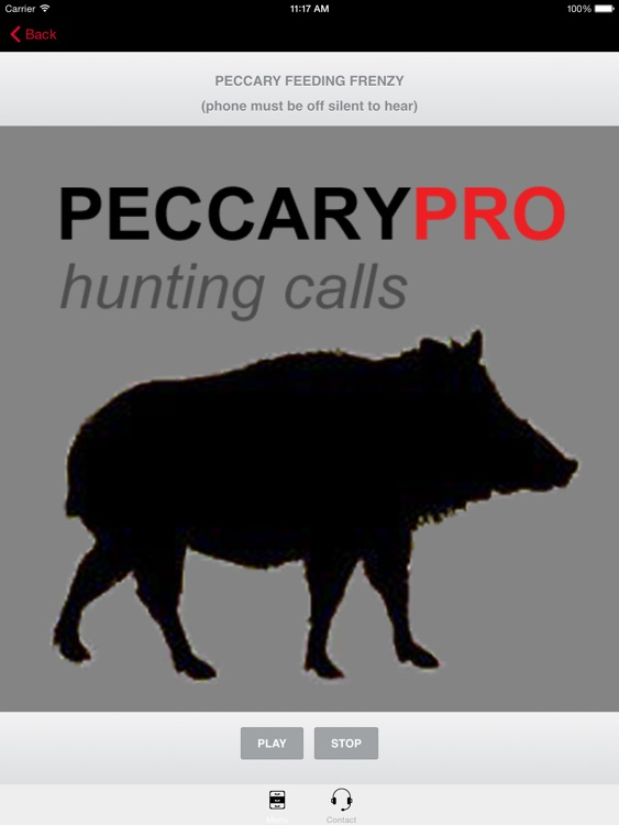 REAL Peccary Calls and Peccary Sounds for Hunting -- (ad free) BLUETOOTH COMPATIBLE