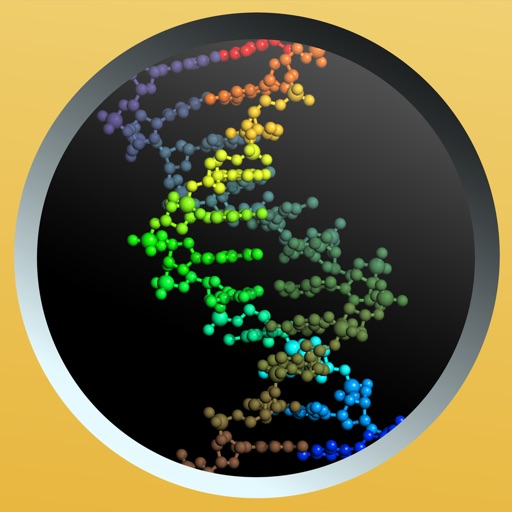 Molecule World for iPhone