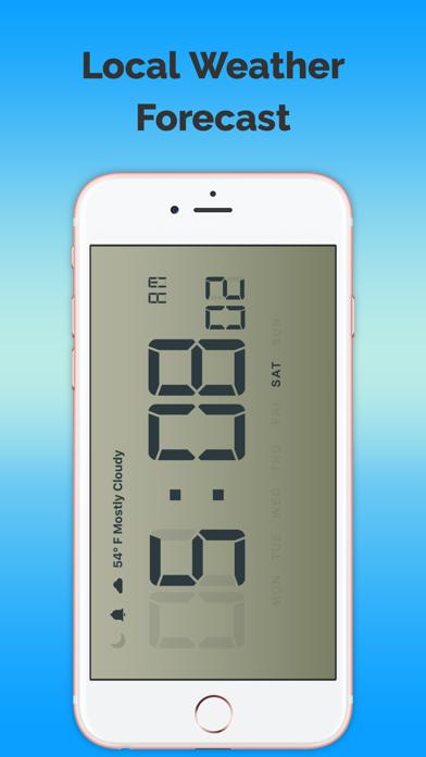 ポータブル予測時計フリーのおすすめ画像1