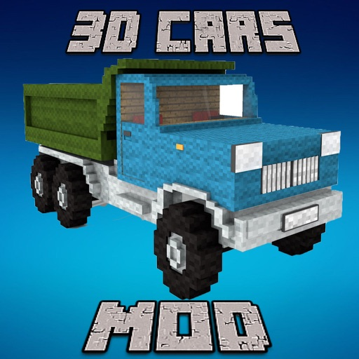 3D Cars Mod with Signs for Minecraft PC Edition - 3D Cars Mod Pocket Guide