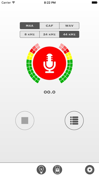 My Rec - Audio Recorder