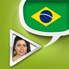Portuguese Video Dictionary - Learn and Speak with Video Phrasebook icon