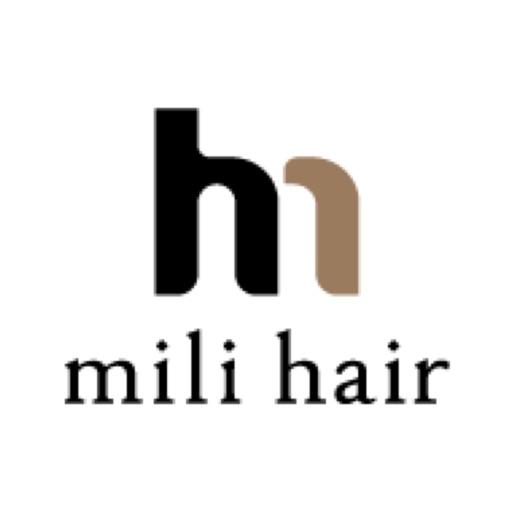 mili hair iOS App