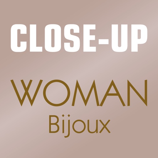 Close-Up Woman Bijoux icon