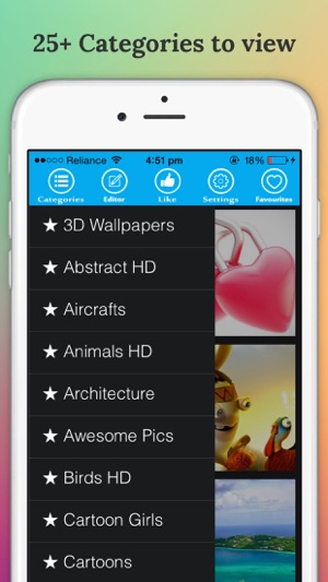 Pikoo Retina Phone Display Wallpapers And Vibrant Beautify