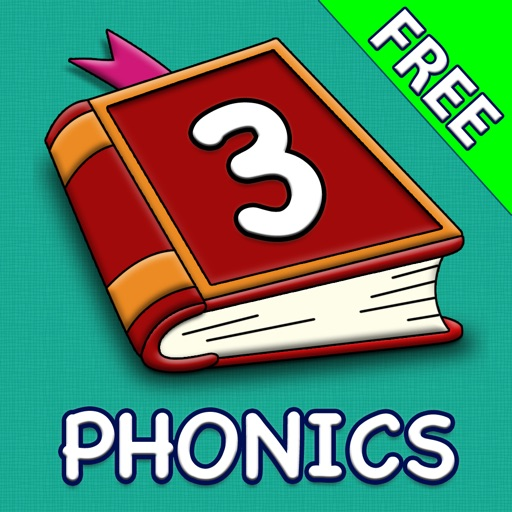 Abby Phonics - Third Grade HD Free Lite