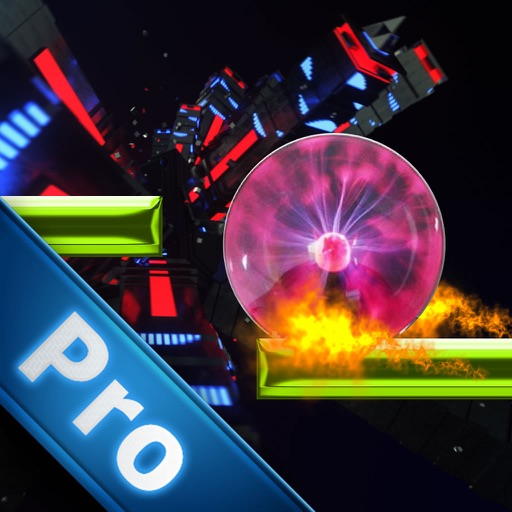 A Stellar Jump Geometry PRO - Best Neon Bouncing Game