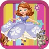 Princess Girls Coloring Book - All In 1 cute Fairy Tail Draw, Paint And Color Games HD For Good Kid