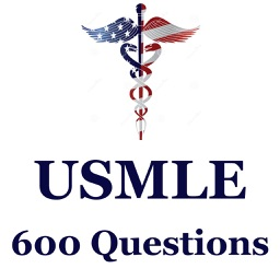 600 USMLE Exam Prep Tests