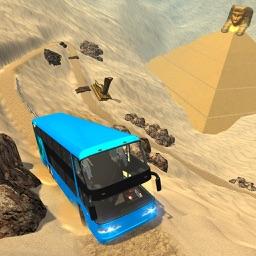 Offroad Desert Bus Simulator