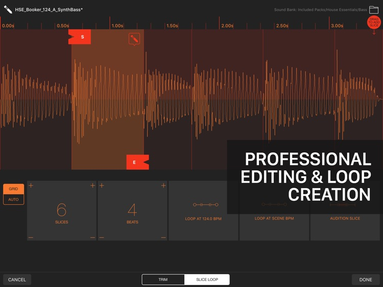 Hook - Live DJ and Mashup Workstation screenshot-4