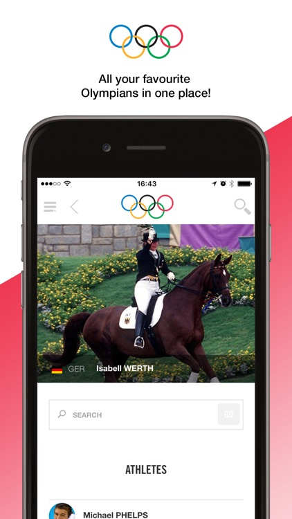 The Olympics - Official App for the Olympic Games screenshot-3