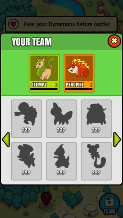 Pocket Pet Collect Battle