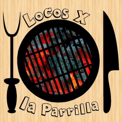 Locos X la Parrilla icon
