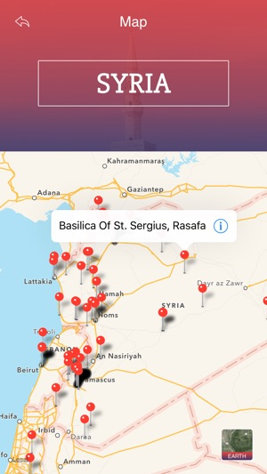 Syria Tourist Guide on the App Store