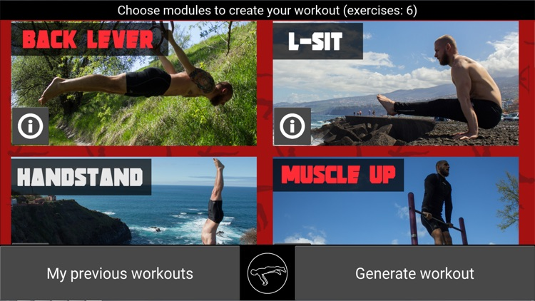 TrainingPal Lite - Calisthenics trainer