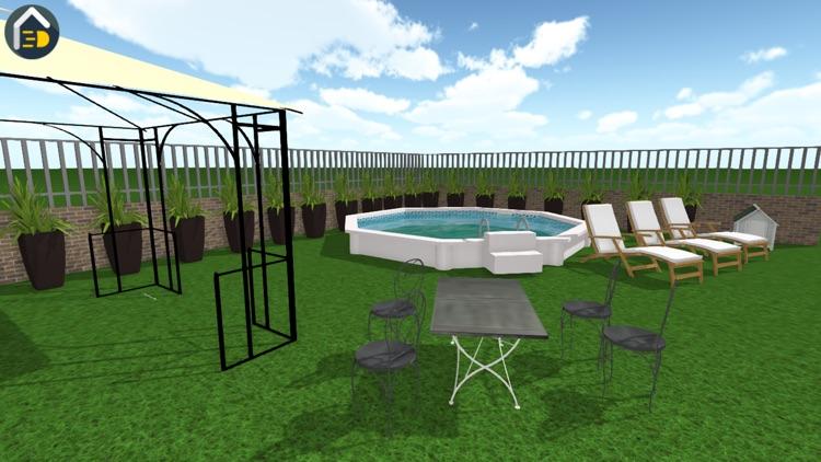 HOME3D Viewer screenshot-4