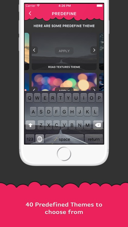 Keyboard+ - Unique & Cool Keyboard Themes!