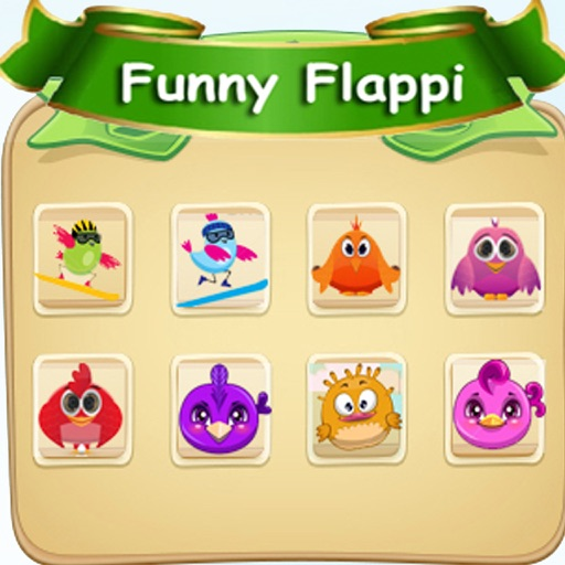 Funny Flappi - Addictive Flappy Games