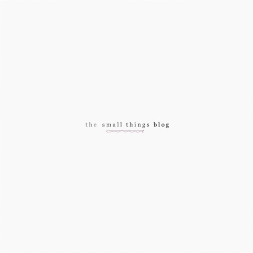 The Small Things App