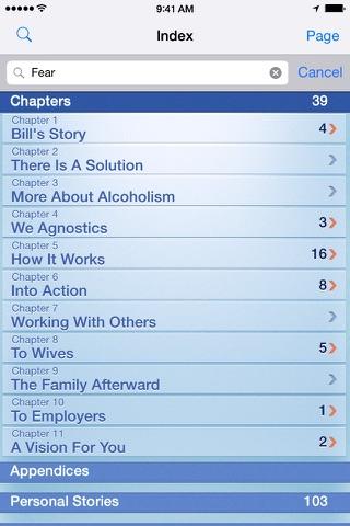 12 Steps Companion screenshot 3