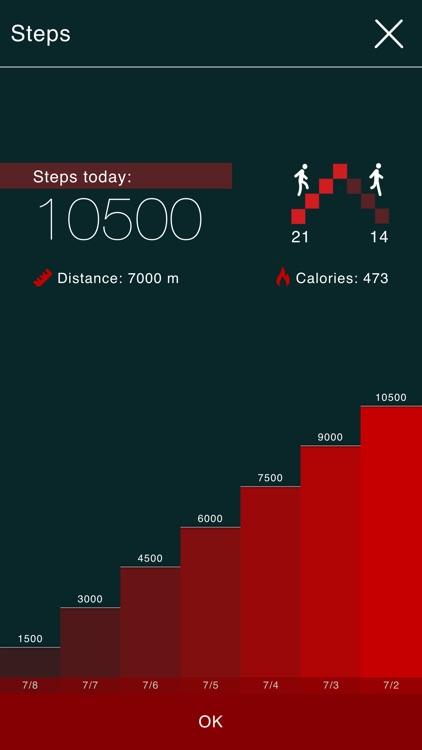 Gymap - free visual workout log & interval timer screenshot-4
