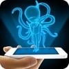 Hologram Slender 3D Simulator