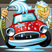 托马斯的登山赛车:光头强暴力洗车 模拟开车游戏大全(摩托车 小火车)