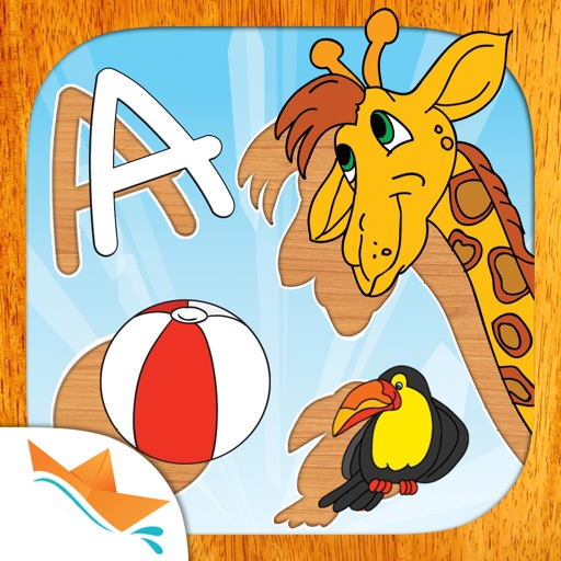 Buzzle with Nursery Rhymes - Educational puzzle app for toddlers, preschool and kindergarten kids (Premium) icon