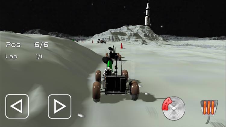 Moon Buggy Racer