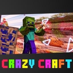 MODS For Crazy Craft PC Edition