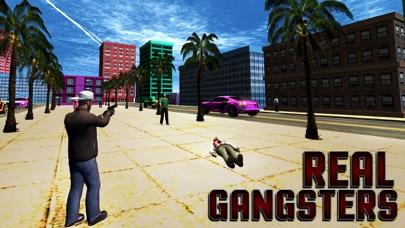 Underworld Gangster War 3D - Real City Crime Simulator Game screenshot two