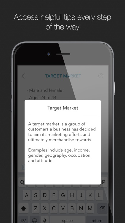 Napkin - Startup idea app for entrepreneurs screenshot-3