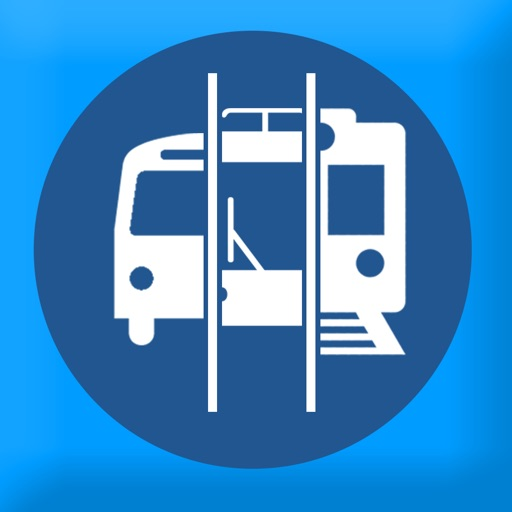 Montreal Travel - Bus & Train Guide icon
