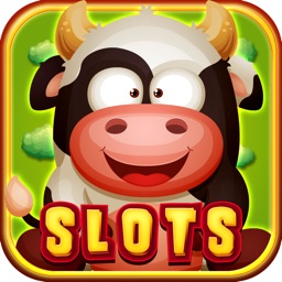 """777"" Farm Fruit Lucky Vegas Fun Slots HD -  Spin To Win Rich Gold Treasure"