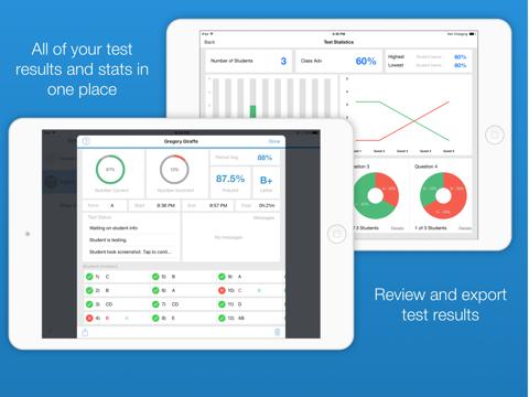 SmartTest Pro Teacher Edition screenshot 1