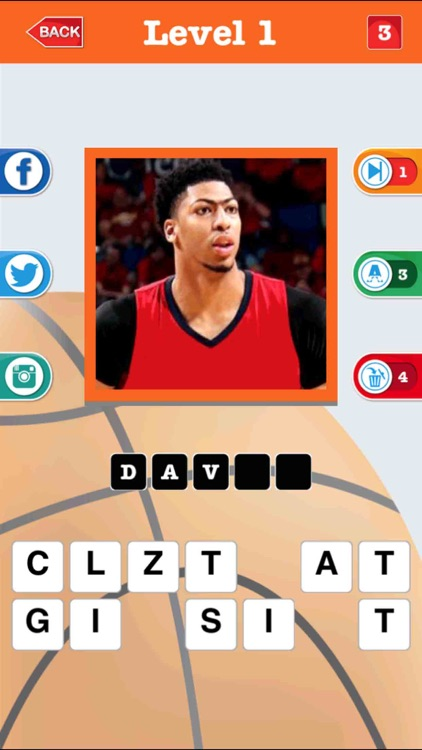 Guess The Basketball Player screenshot-2