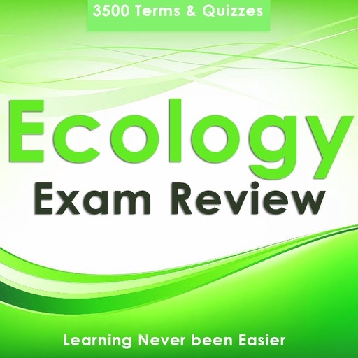 Ecology Exam Review flashcard : 3500 Study Notes, Quiz & Concepts Explained