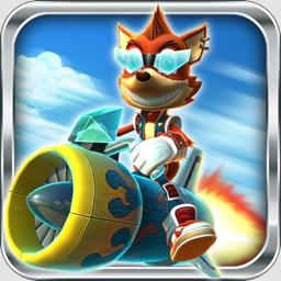 Rocket Racer R