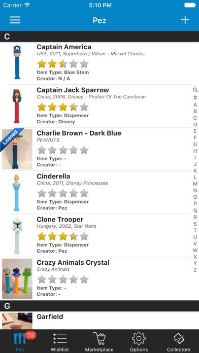 Pez Collectors review screenshots