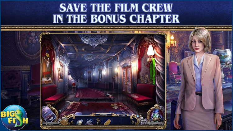 Mystery Trackers: Paxton Creek Avengers - A Mystery Hidden Object Game (Full) screenshot-3
