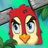跳跃丛林:无尽的跳跃越过丛林街机游戏 Jumpy Jungle : Endless Hopping Across the Jungle  Arcade Game