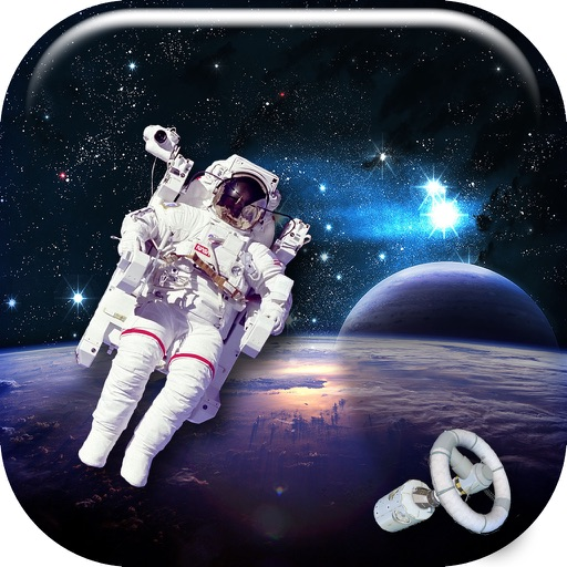 Space Wallpapers Maker – Custom Galaxy Background